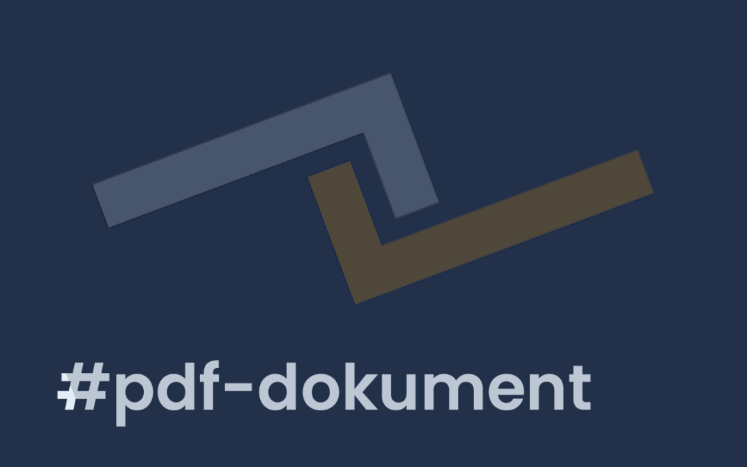 Optimalizace PDF dokumentu