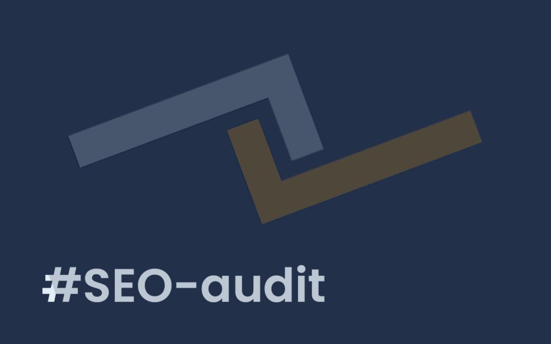 SEO audit musí zahrnovat vše podstatné od A až do Z