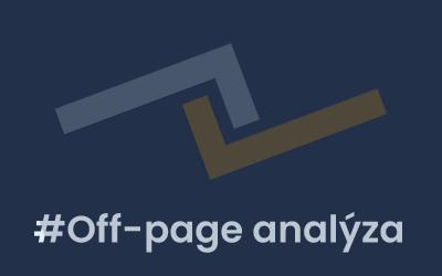 Co vám přinese off-page analýza webových stránek?