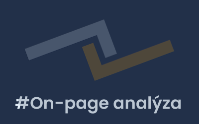Nepodceňujte SEO audit, konkrétně on-page analýzu